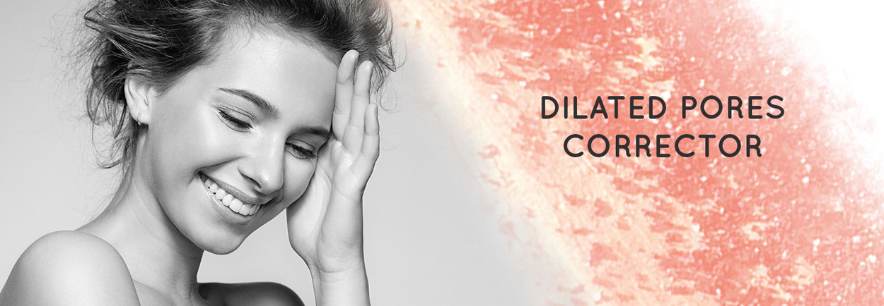 Dilated Pores Correction Collection
