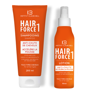 HAIR FORCE ONE DUO