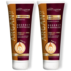 ARGAN OIL - Shampoo & Conditioner