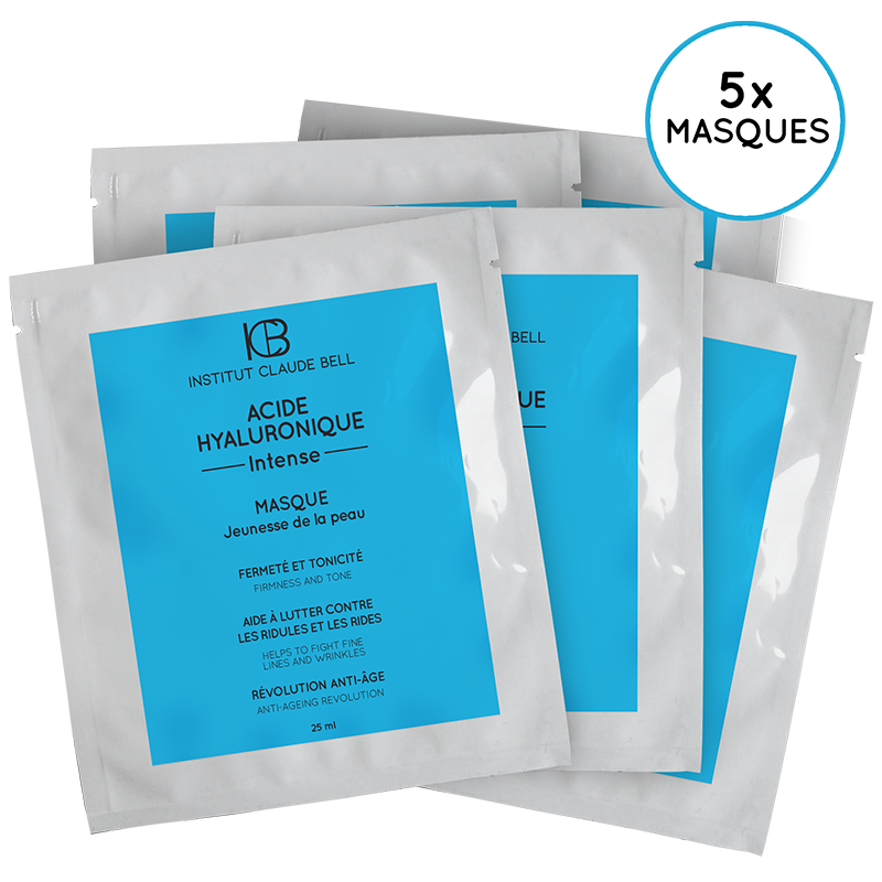 HYALURONIC ACID INTENSE MASK x5