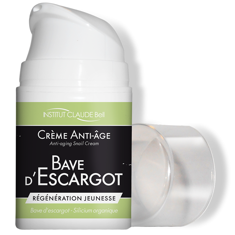 BAVE D'ESCARGOT - Anti-aging cream