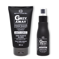 GREY AWAY - ZERO SHADES OF GREY - LOTION + SHAMPOO