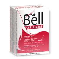 HAIRBELL - CAPILLAIRE (Food Supplement)