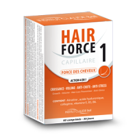HAIR FORCE ONE - CAPILLAIRE (Food Supplement)