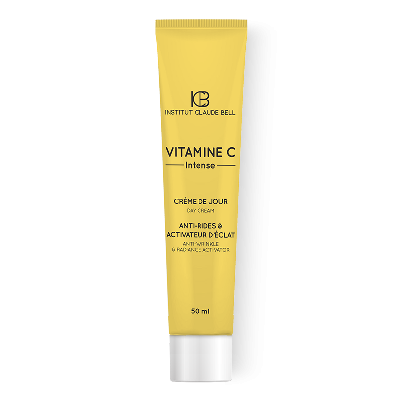 Day cream - VITAMINE C Intense