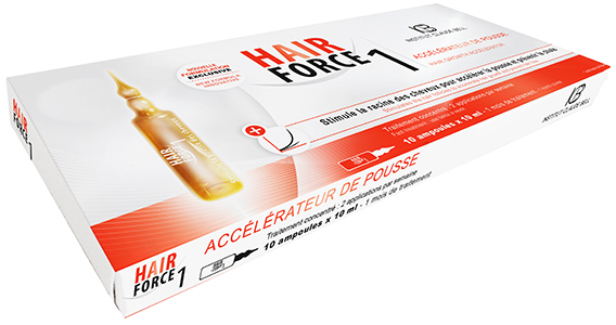 Ampoules Hair Force One